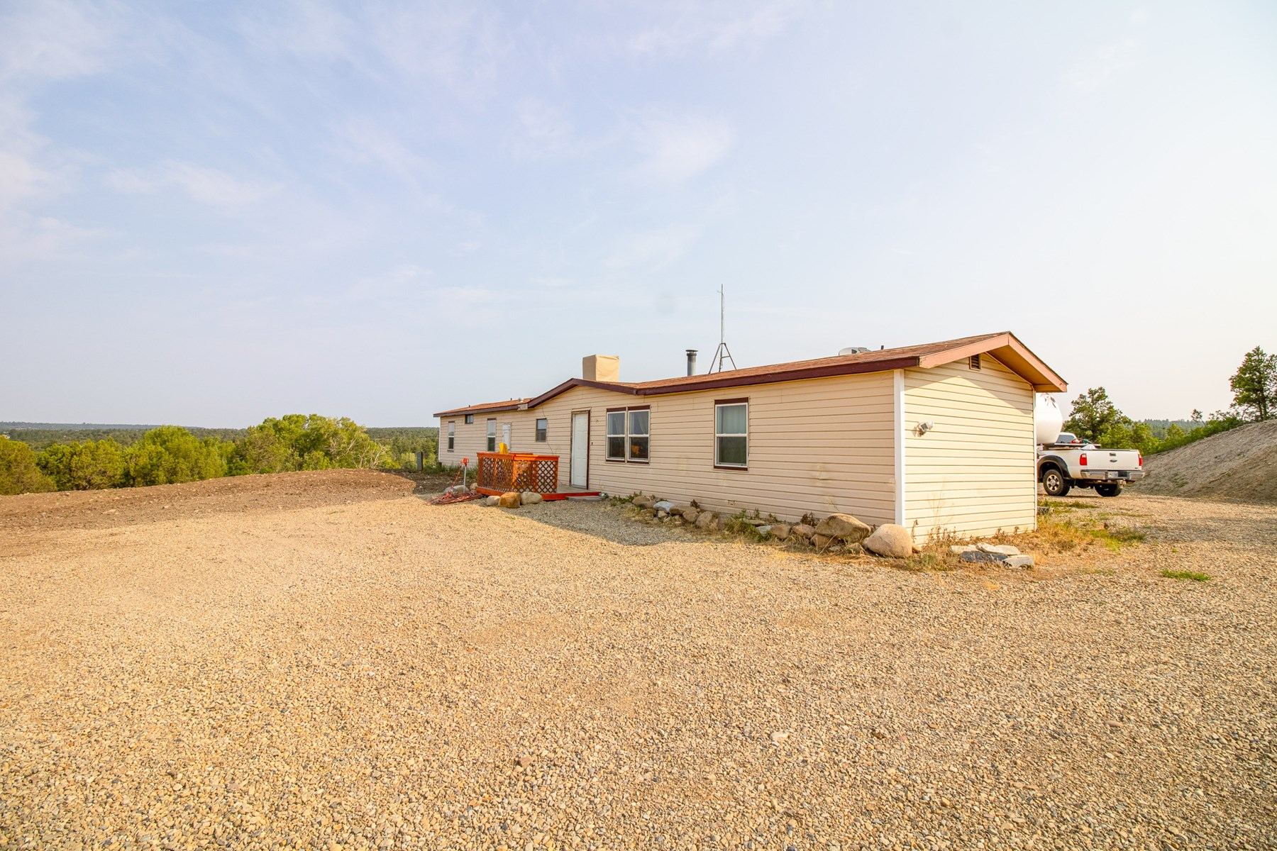 Mobile Home For Sale With 5+ Acres in Mancos, CO!