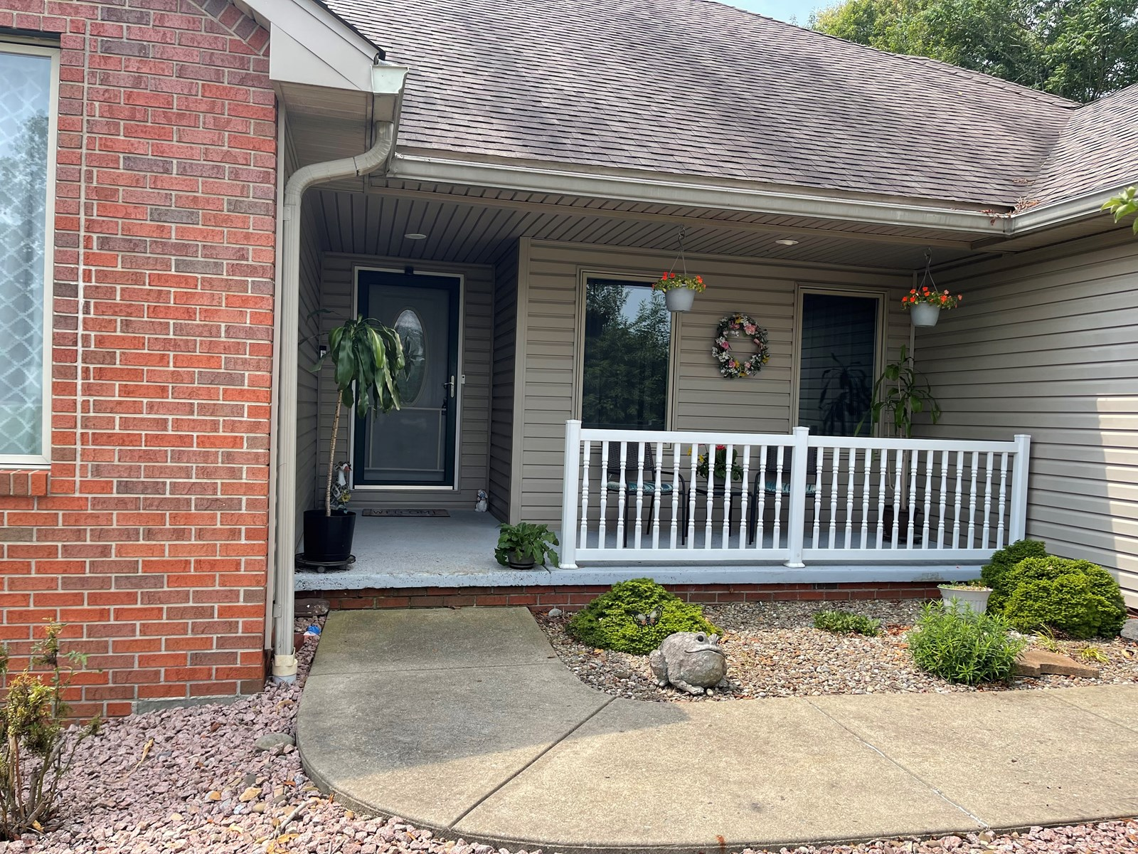 Barnesville, OH, Country home for sale