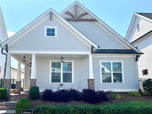 Beautiful one level living in Gated Community