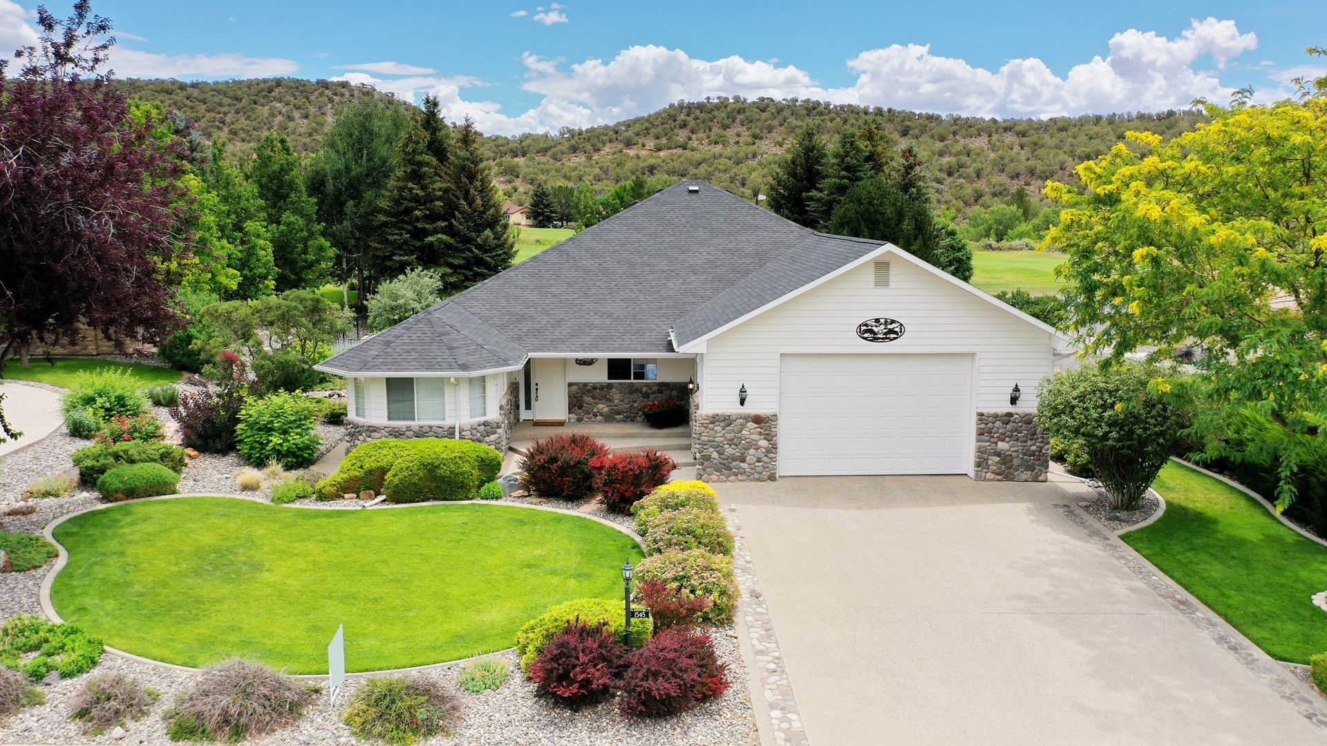 Colorado Home For Sale on First Fairway at Golf Course