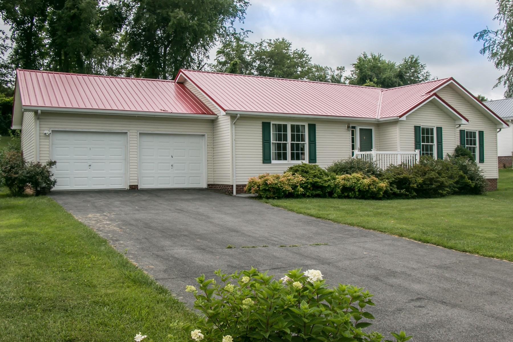 One Level Home for Sale in Abingdon VA