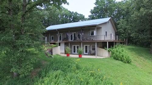 Custom Built Home & 15 Acres of Beautiful Countryside!