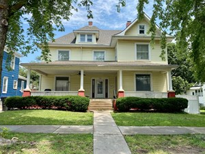 HOME FOR SALE IN NEWTON, KANSAS