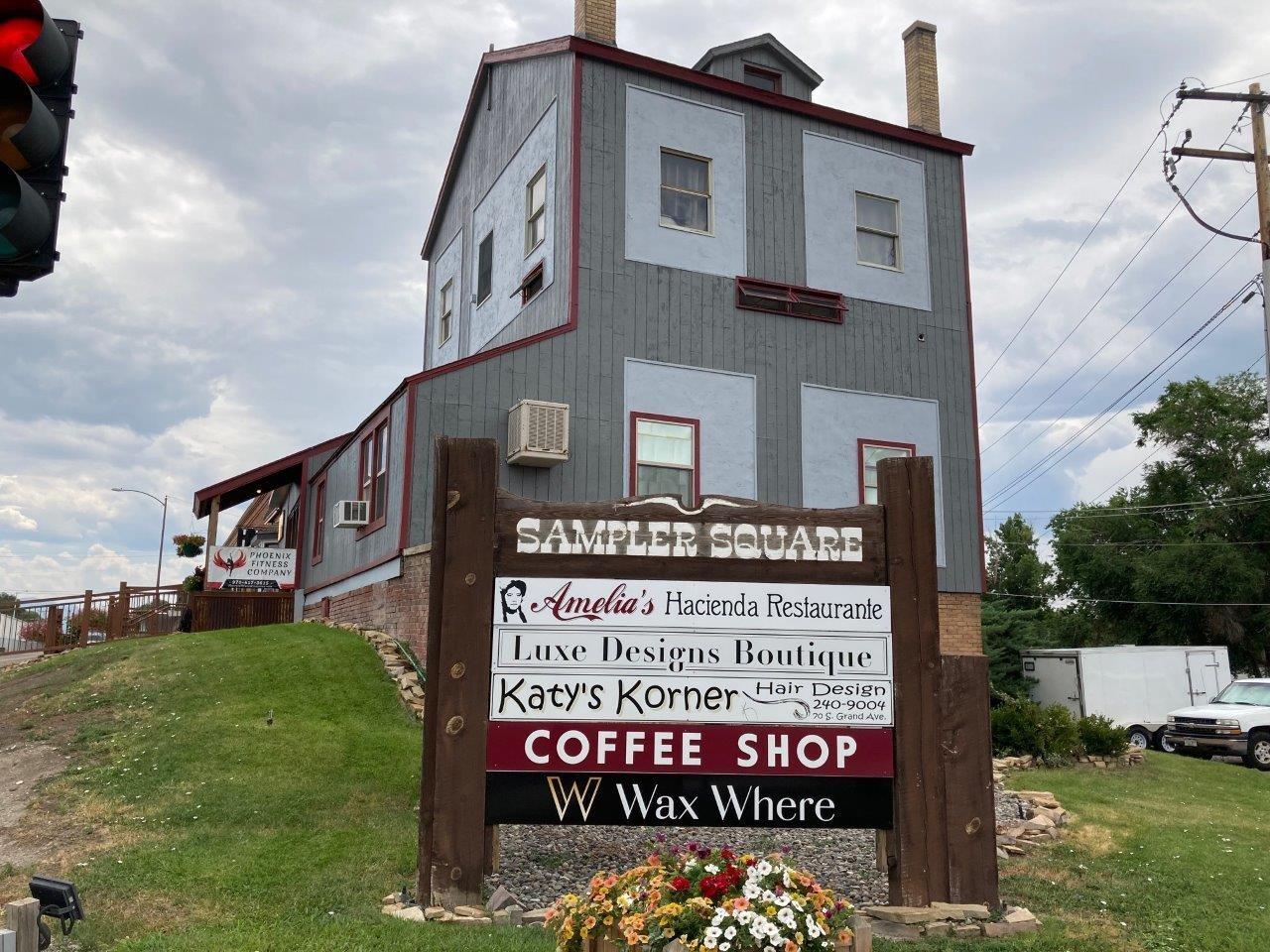 Commercial Building For Sale, Montrose, Colorado