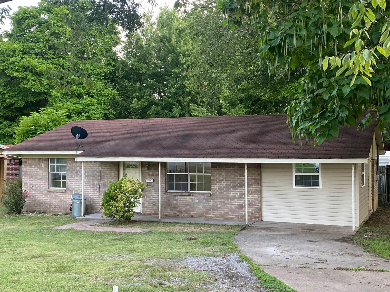 Home for Sale- Wilburton, Oklahoma