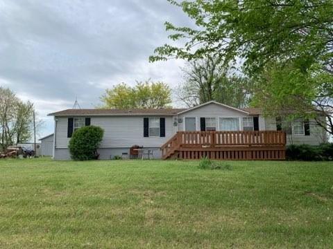 4 Bedroom Home 7.7 +/- acres for Sale Rural Macon Missouri