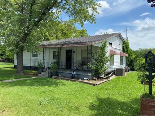 Beautiful Land For Sale w/ Home In Pryor, Oklahoma