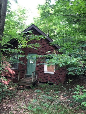 HUNTING CAMP IN BROOME COUNTY