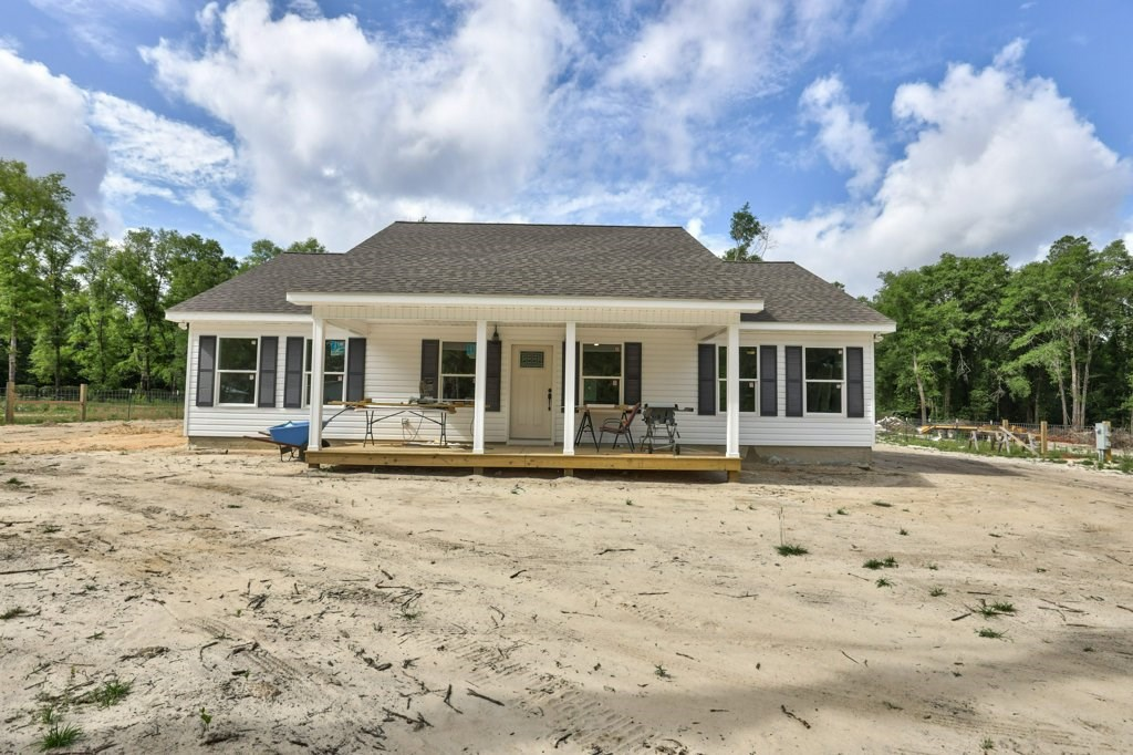 New construction Hosford house for sale