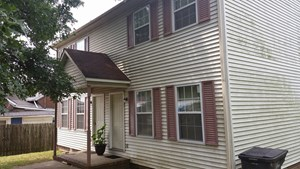 COMMERCIAL DUPLEX FOR SALE IN COLUMBIA, TENNESSEE.