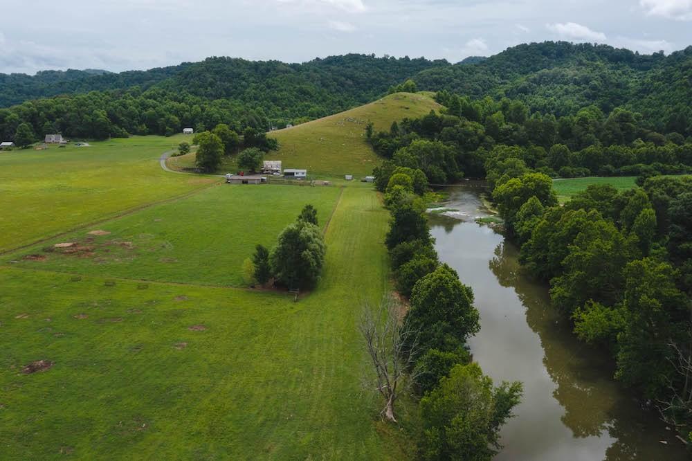 Gorgeous River Property for Sale in Mendota VA!