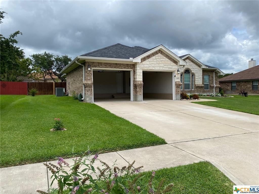 4 Bed 2 bath home for sale Killeen TX White Rock Estates