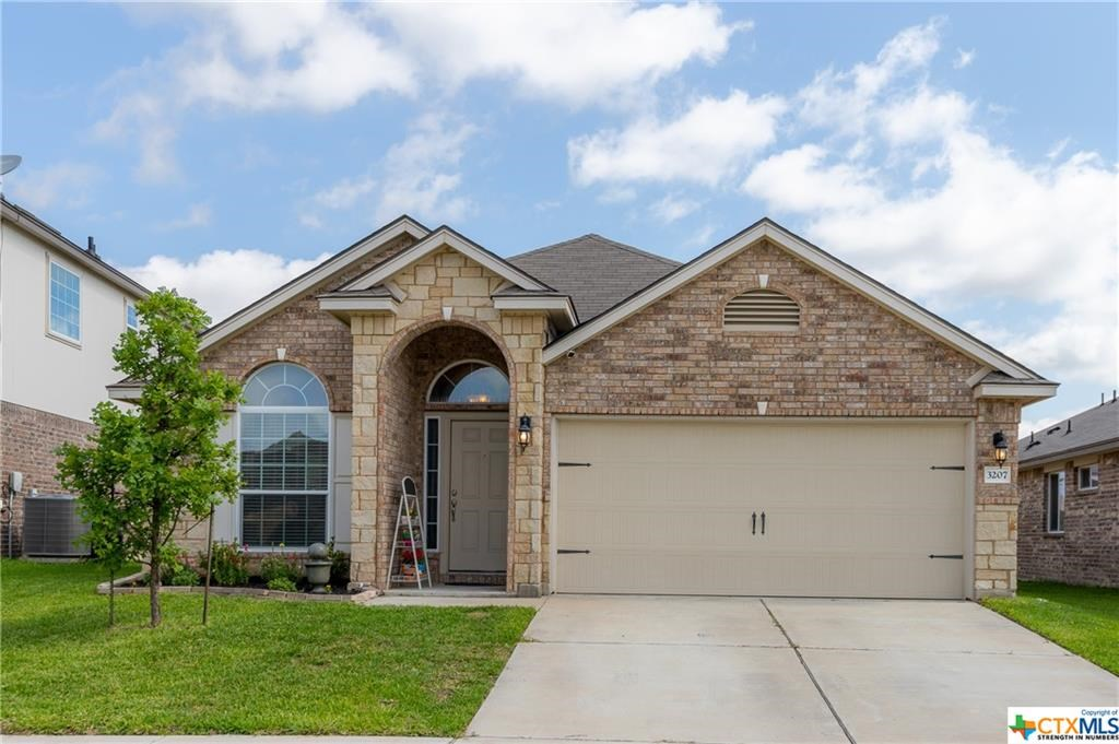 3 Bed 2 BAth Home For Sale Killeen TX Yowell Ranch