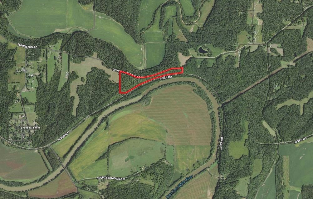 Indiana Recreational Land for Sale | Bedford, Indiana