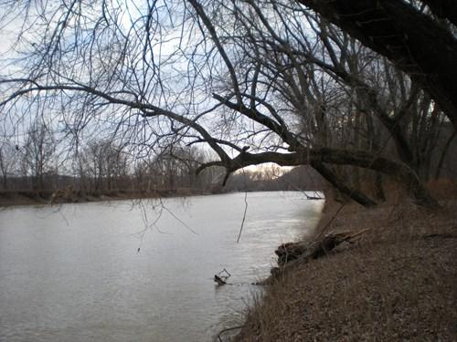 Bedford Indiana Riverfront Land for Sale   Recreational Land