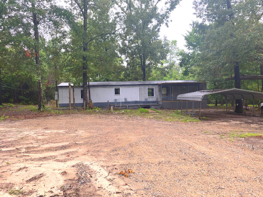 5 acres with Mobile home and 30x40 metal shop