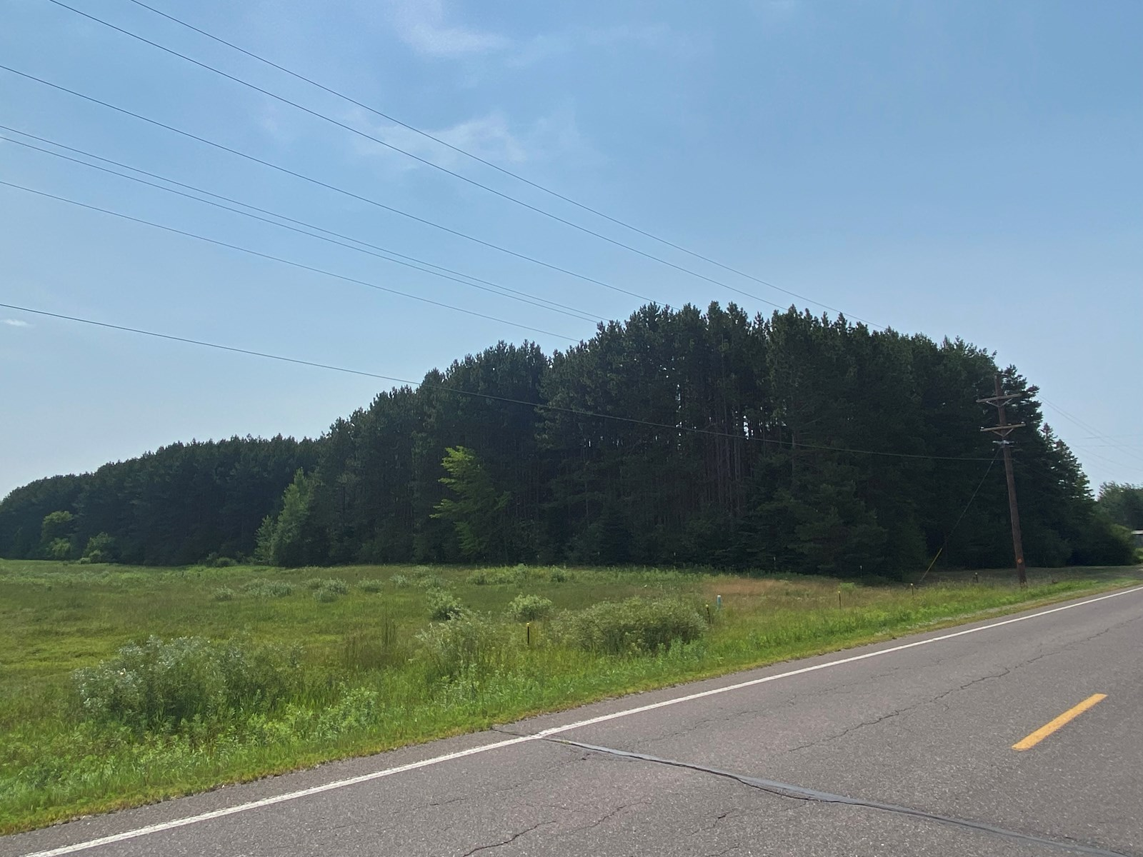 Acreage for Sale in Askov, MN, Pine County Land for sale