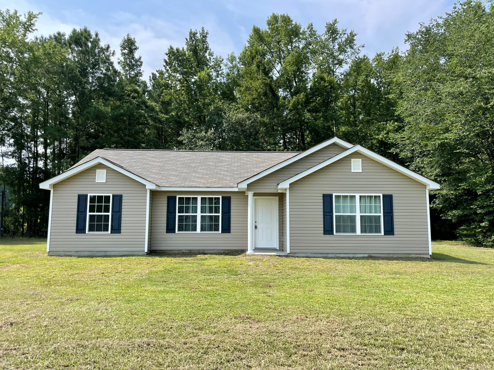 Country Home For Sale Martin County with Acreage