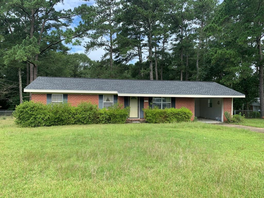 Home for Sale in Houston County, Alabama