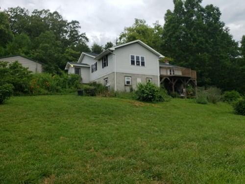Organic Farm, Rach home, Rutherford County