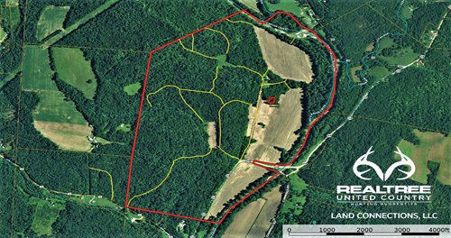 364 acres Premier Managed Land For Sale in Adams County Ohio