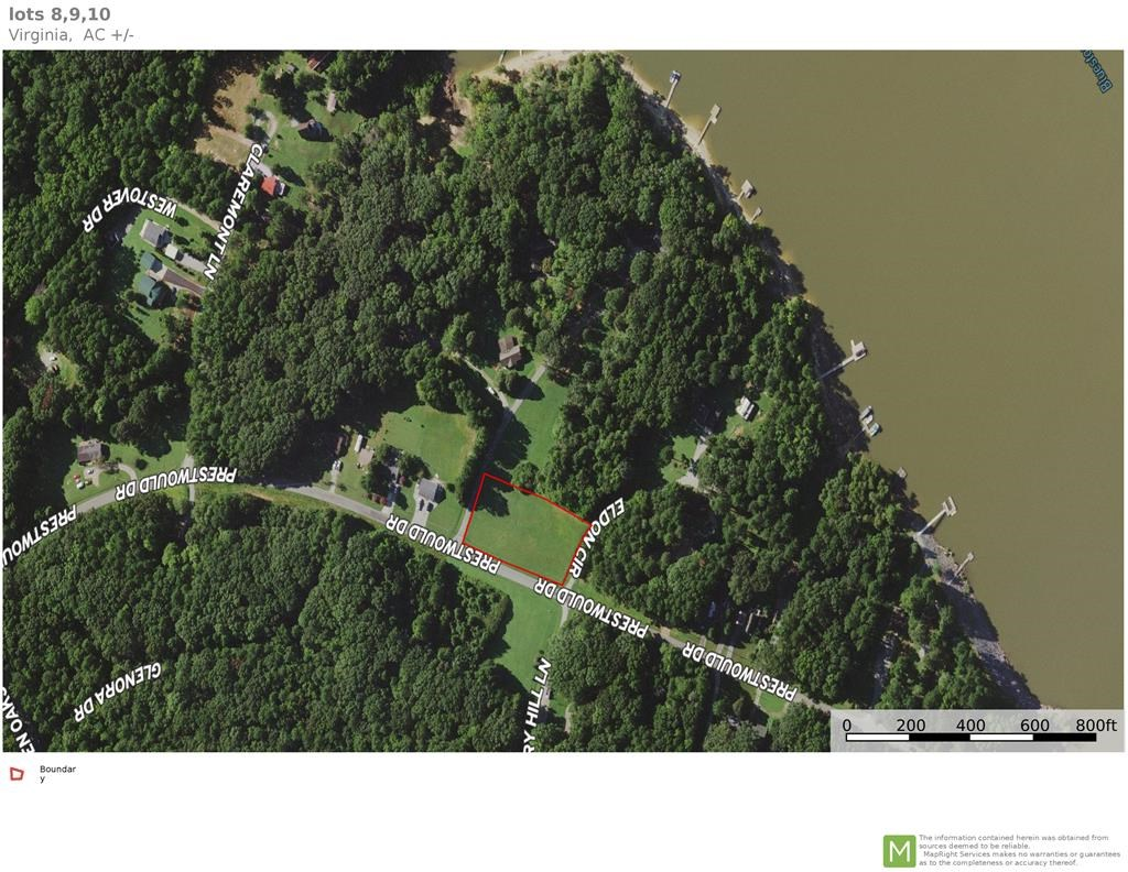Prestwould Retreat on Kerr Lake, VA