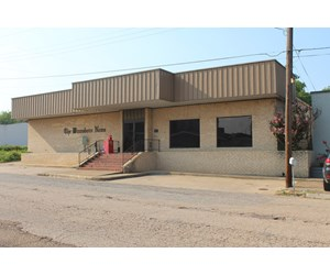 LARGE COMMERCIAL BUILDING DOWNTOWN WINNSBORO WOOD COUNTY TX