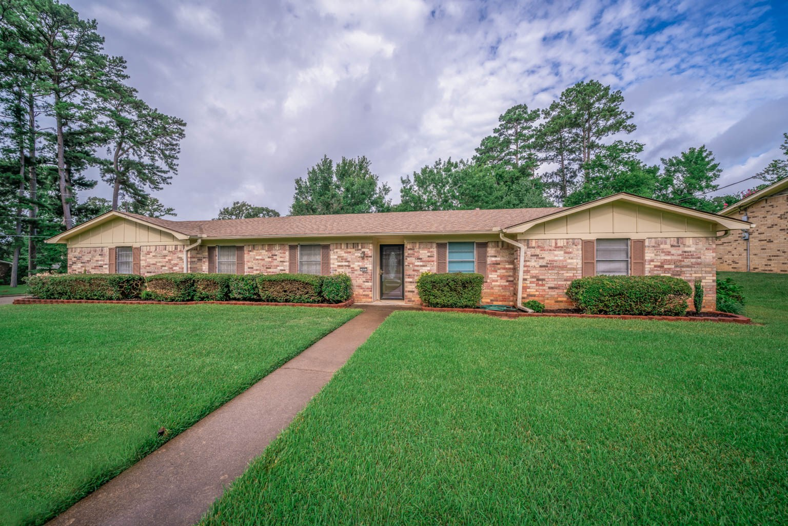 Home In Town For Sale Corner Lot In Longview Texas