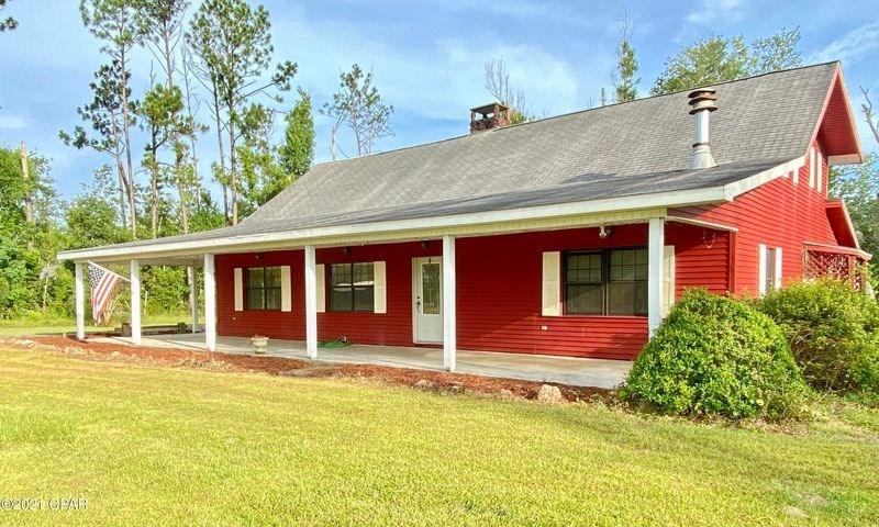 4 BR/2.5 BA home in Blountstown, Florida