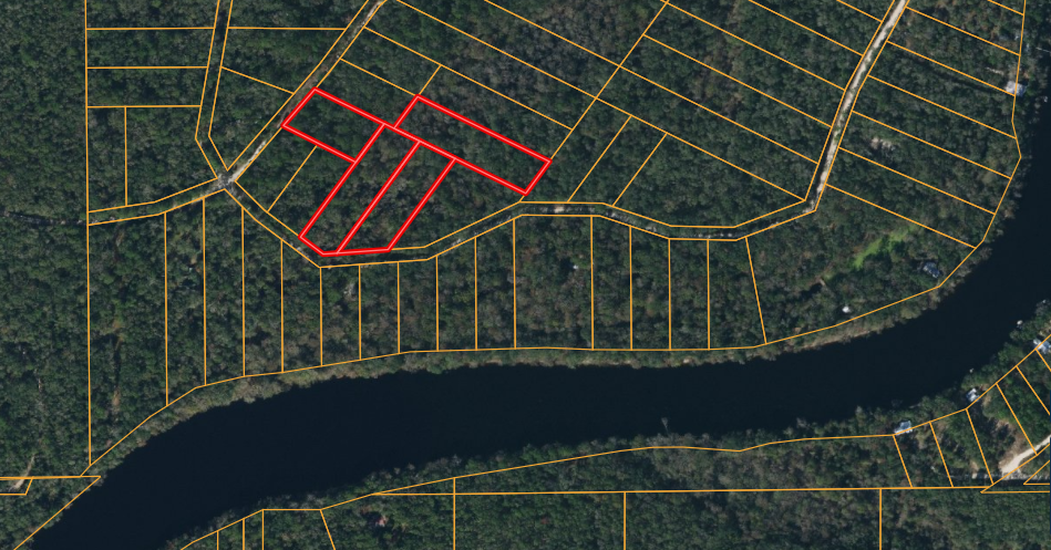 6.74 ACRE RIVER LOT PROPERTY FOR ONLY $65,000!!!!