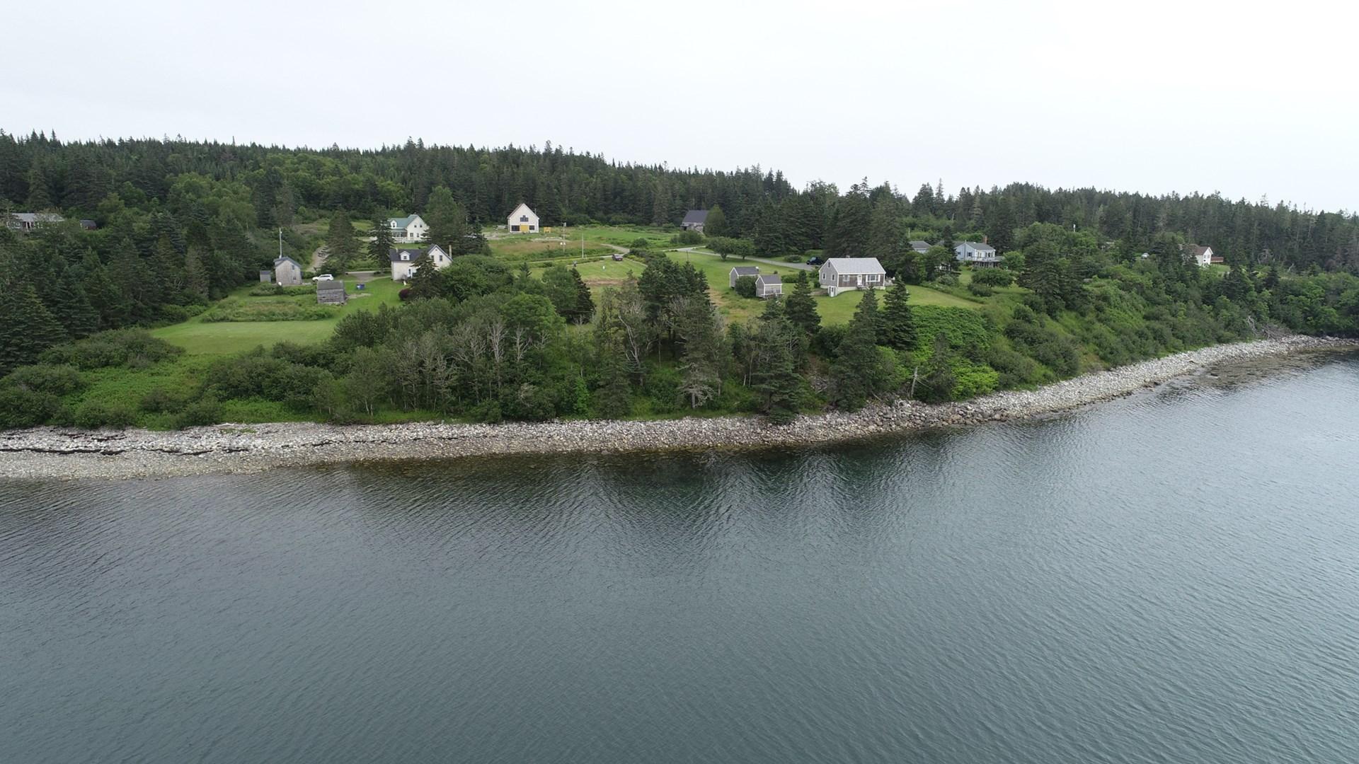 Land in Cutler, Maine