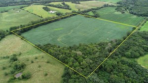 APPANOOSE COUNTY IOWA INVESTMENT TRACT