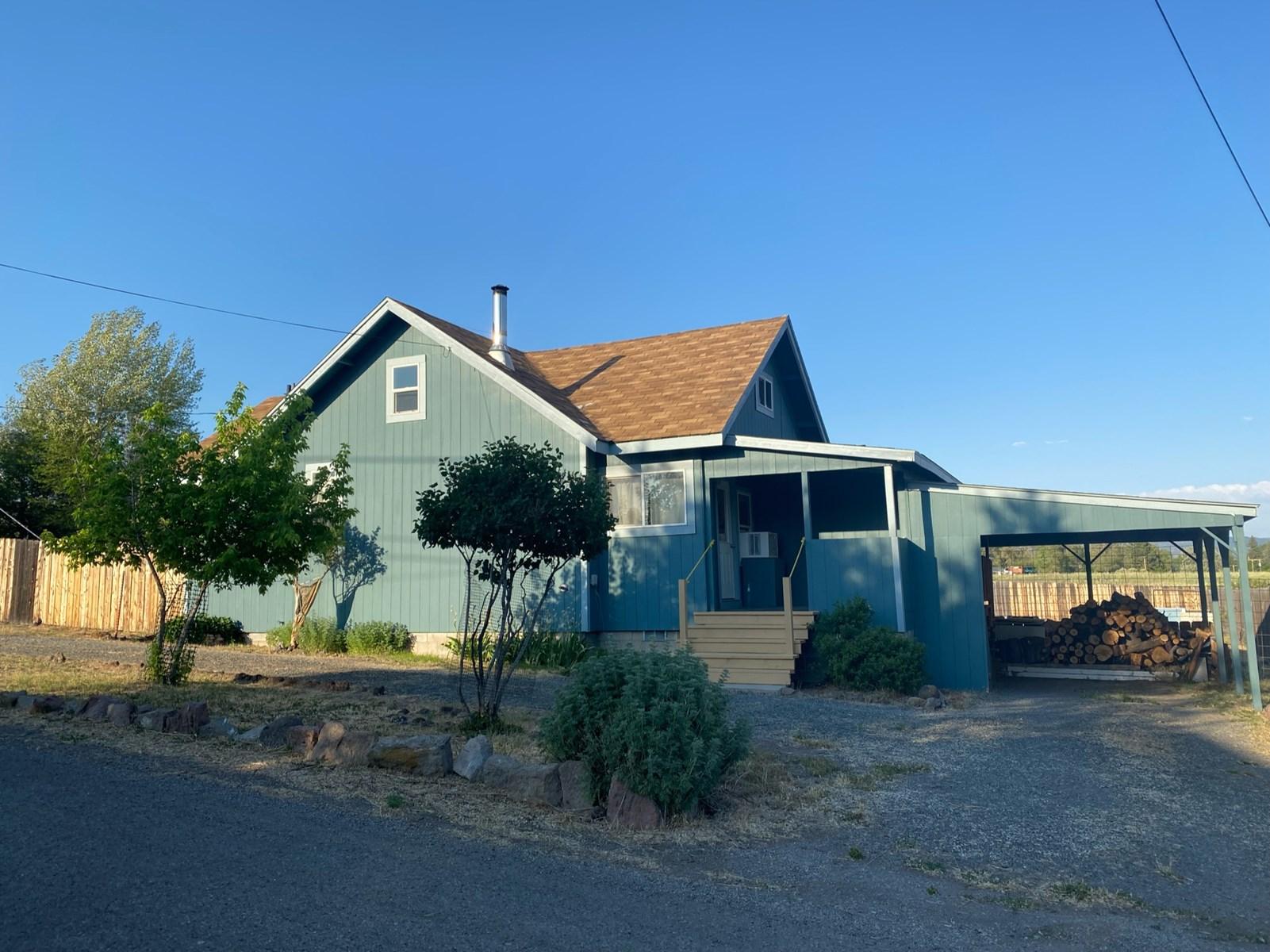 Home For Sale in Modoc County!