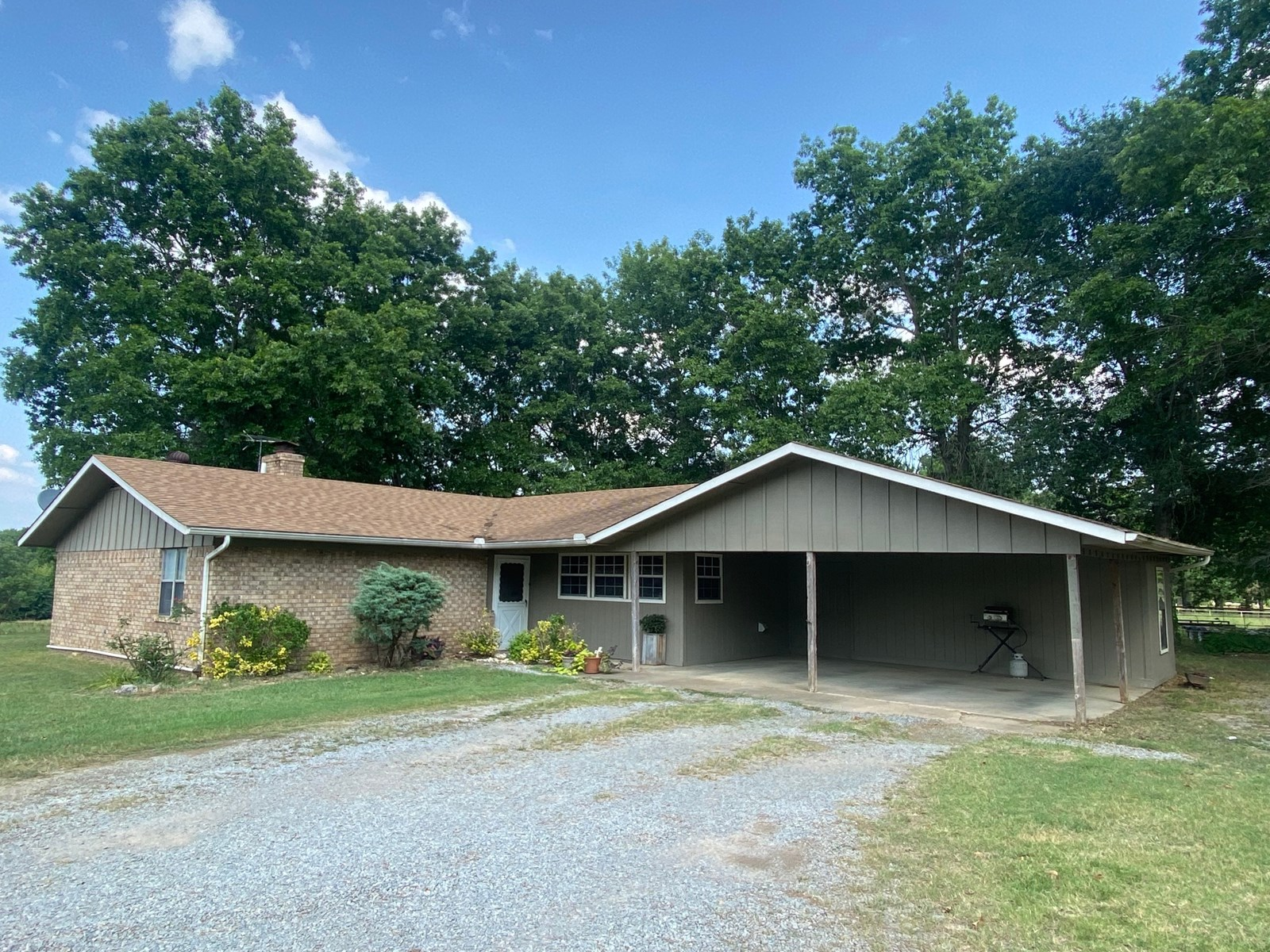 Country Home for Sale- Wilburton, Oklahoma- Latimer Co. OK