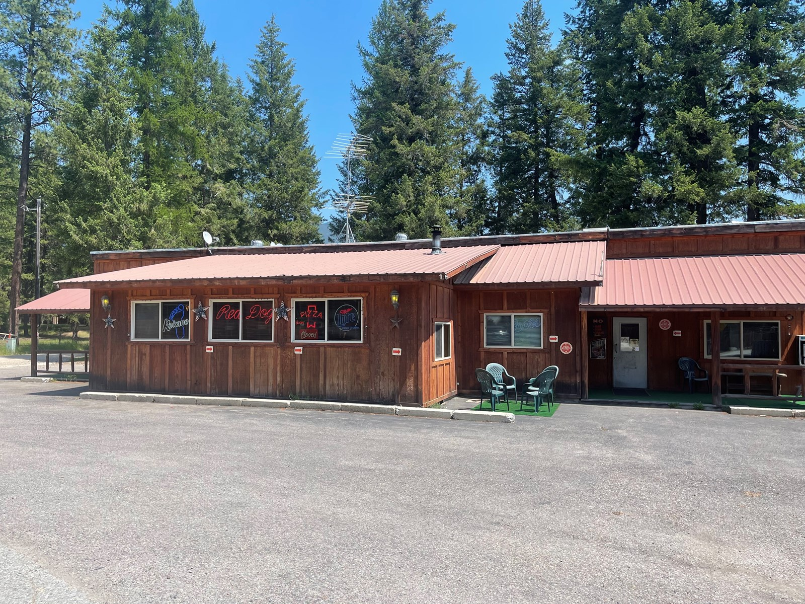 Bar and Restaurant for Sale in Montana