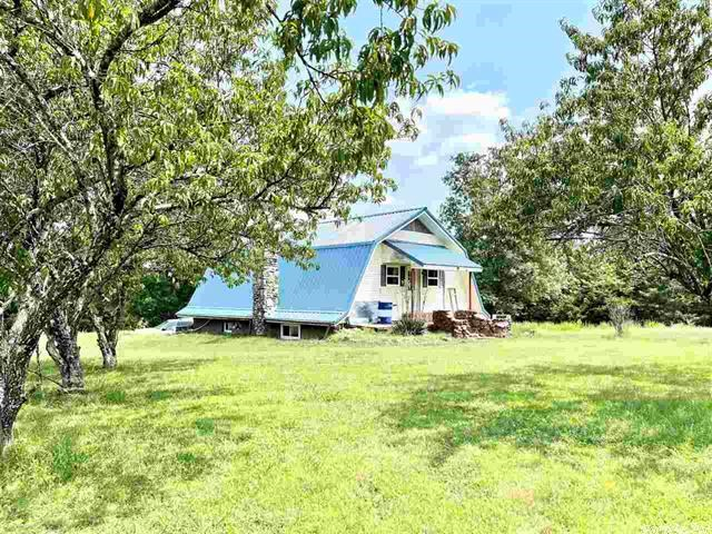 Country home on acreage for sale Salem, AR