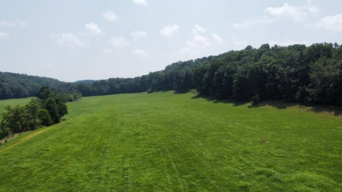 Land for Sale with Acreage in Hohenwald, Tennessee