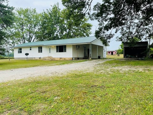 FAMILY HOME FOR SALE IN VIOLET HILL, ARKANSAS