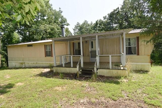 20.7 Acres 2 Bedroom 1 Bath Mobile Home $99,900
