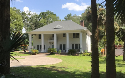 Historic Home on 9+ Acres in North Florida!
