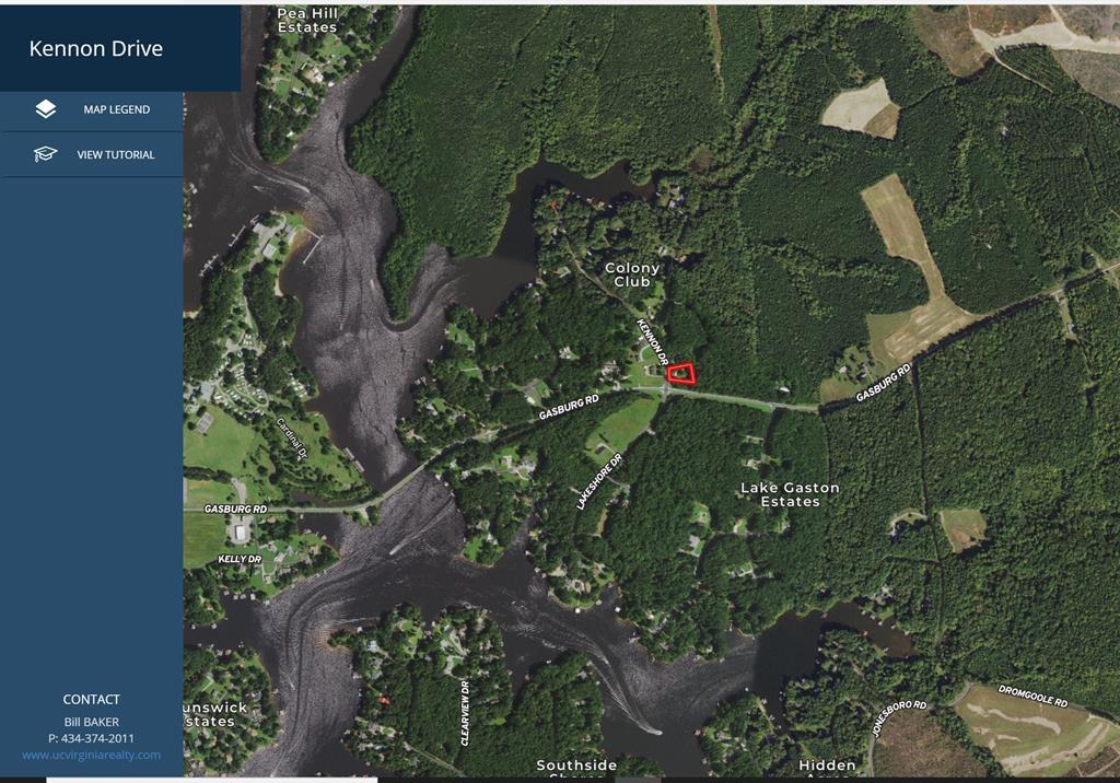 Bring Your Camper To Lake Gaston, VA