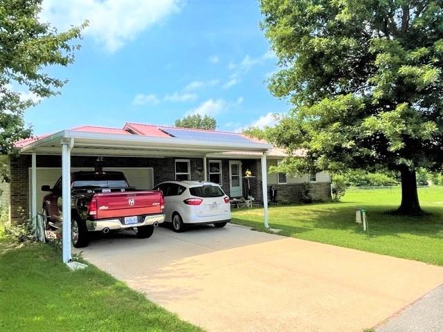 Home for Sale in Mountain Grove Missouri
