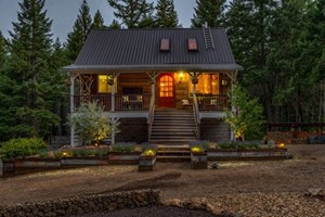 CUSTOM COUNTRY HOME ON 7.66 ACRES IN GRANTS PASS, OREGON