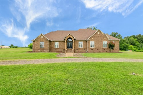 Brick Home for Sale on 5+ ACRE Lot w/ Pool - NW Madison Co.
