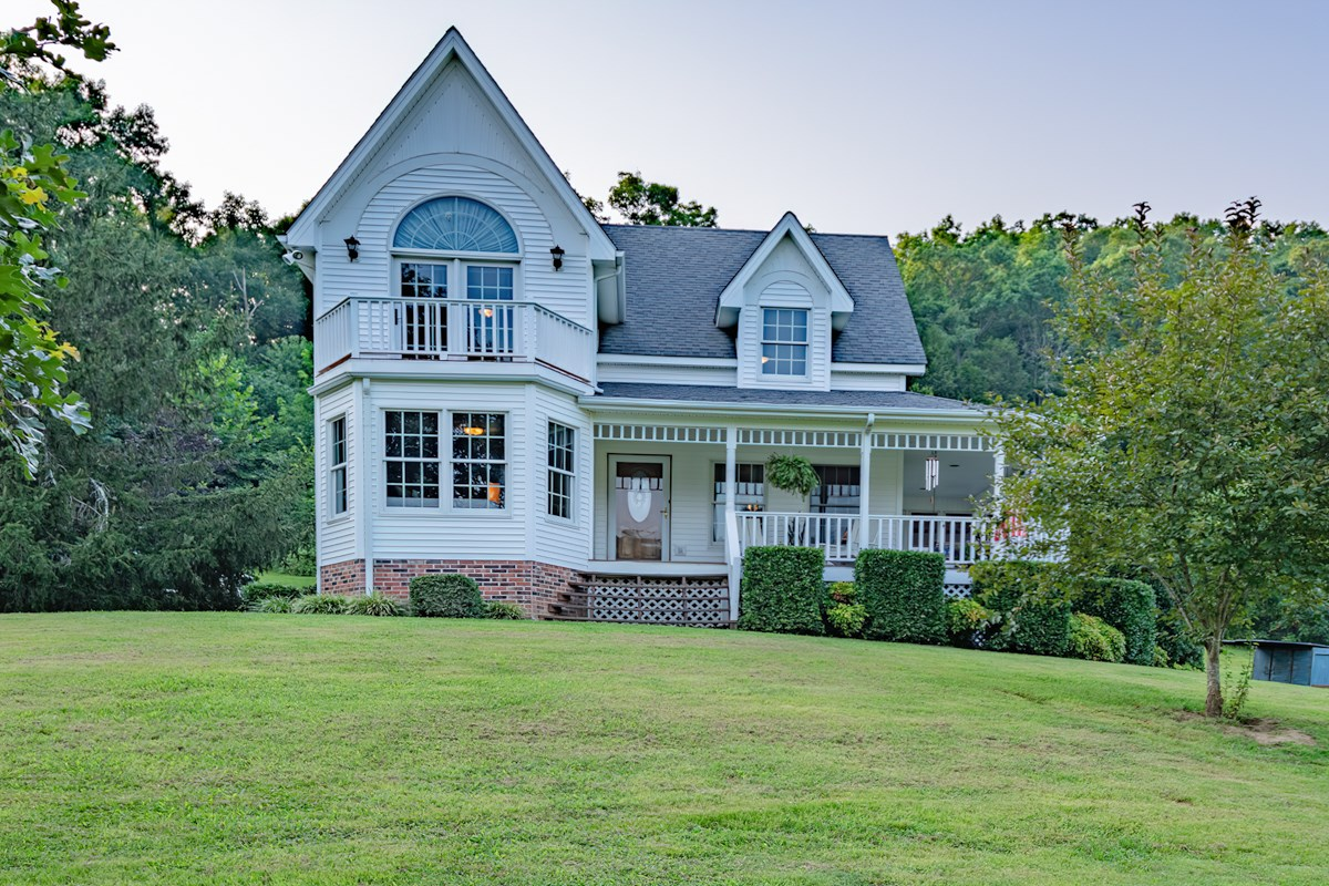 Country Home on 7+/- acres in Burkesville, KY, Cumberland Co