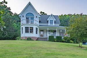 PENDING HOME ON 7+/- ACRES IN BURKESVILLE, KY, CUMBERLAND CO