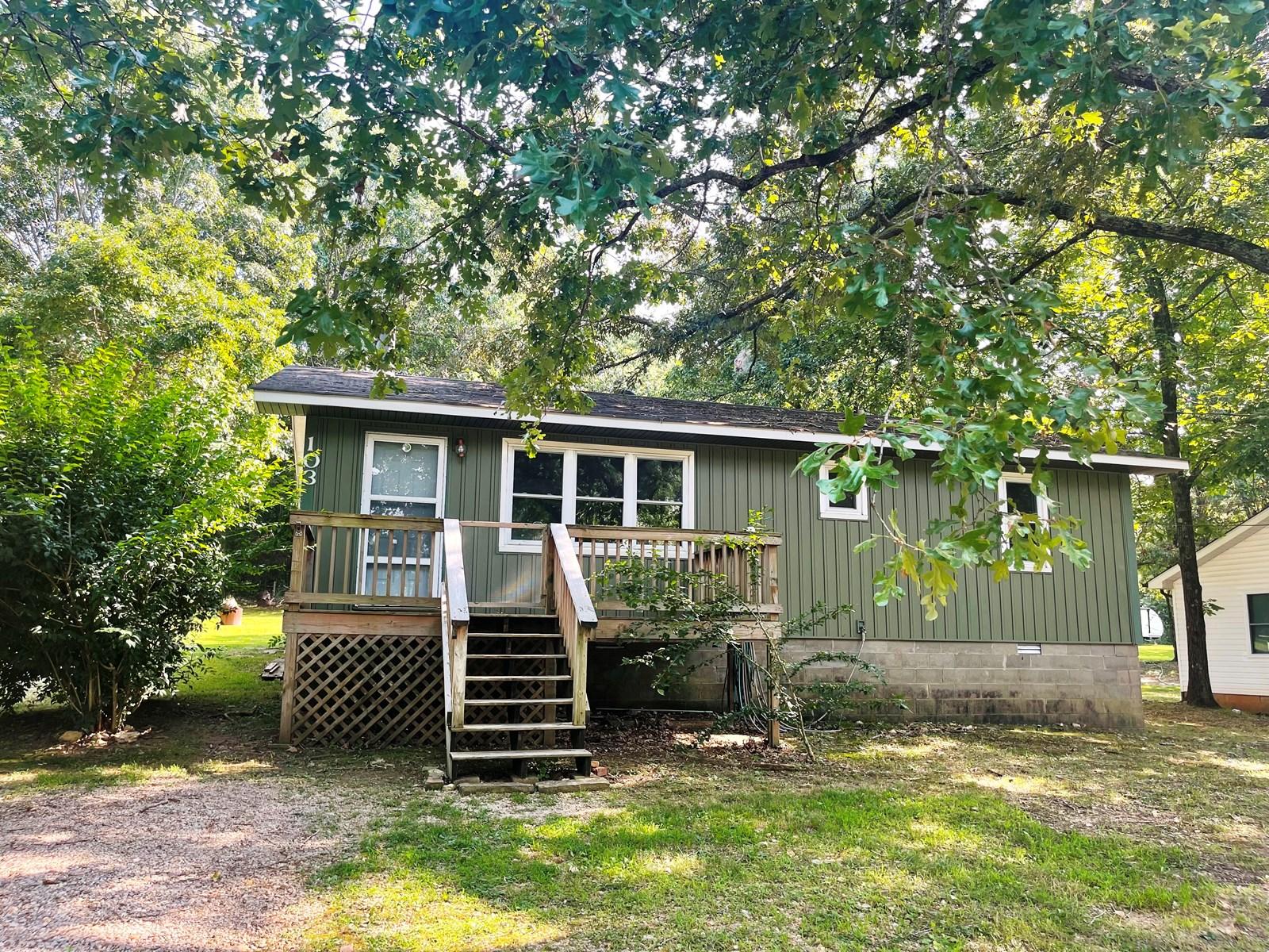 Ash Flat, Arkansas cottage for sale