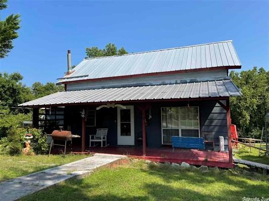 Quaint Cottage in Calico Rock, AR For Sale