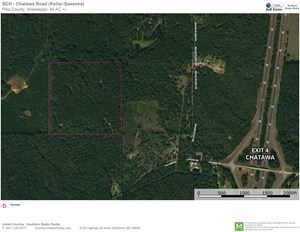40 ACRE TIMBER & RECREATIONAL LAND FOR SALE SOUTHWEST MS