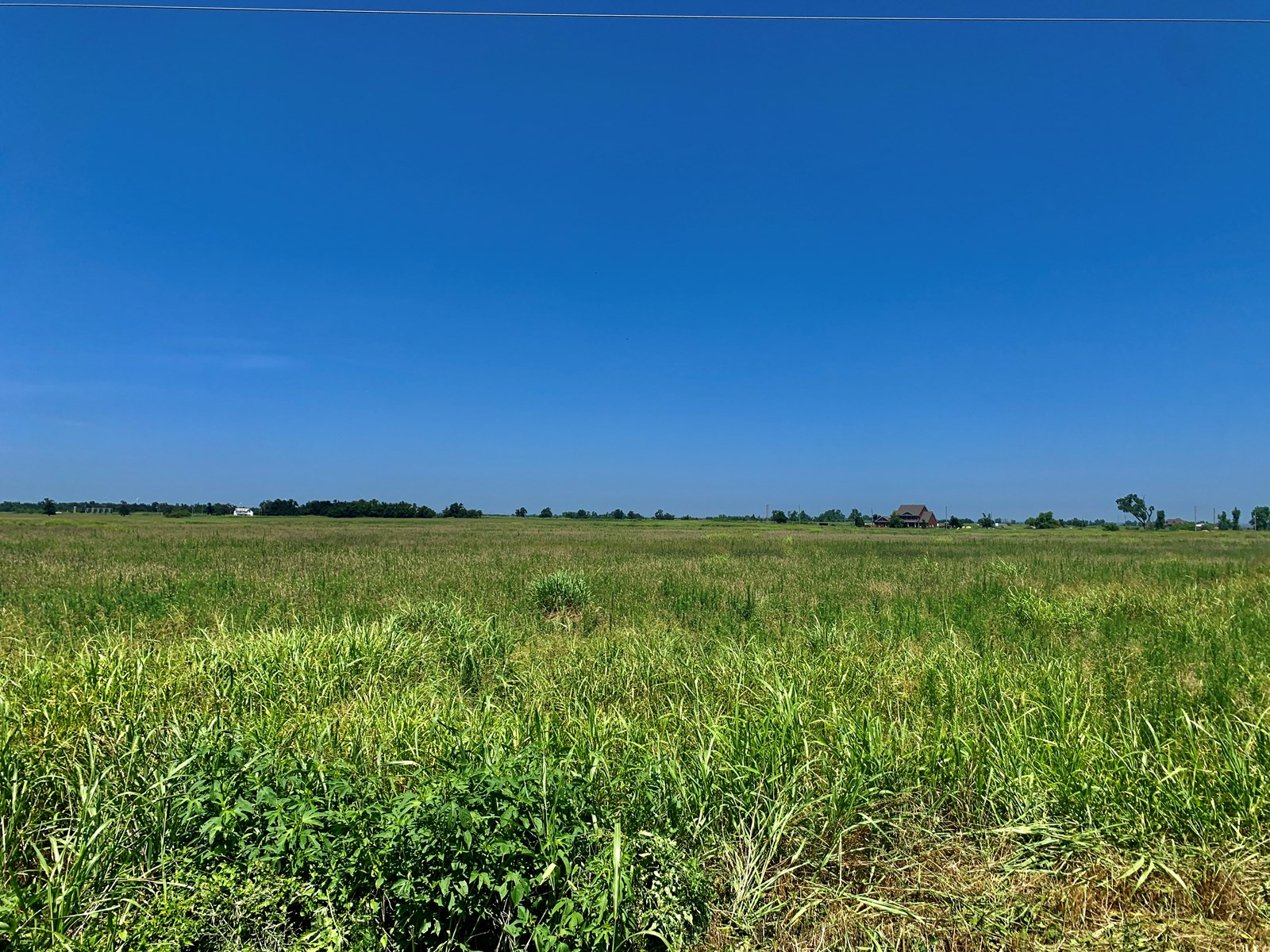 30 Acres - On the Highway - Crescent, OK - Develop or Build!
